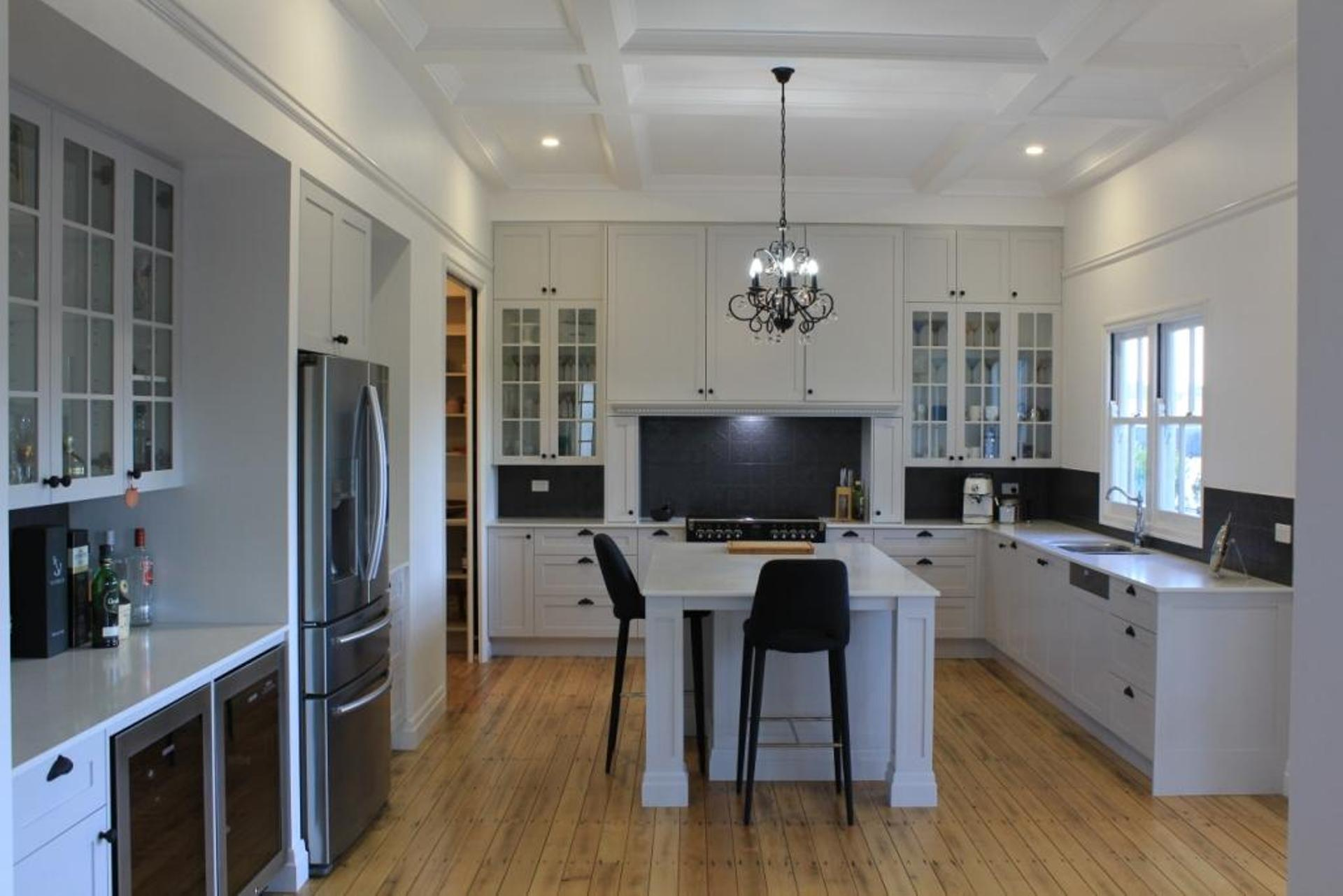 Shaker Style KItchen Brisbane Kitchen Design