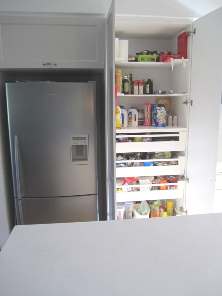 pantry options brisbane kitchen design