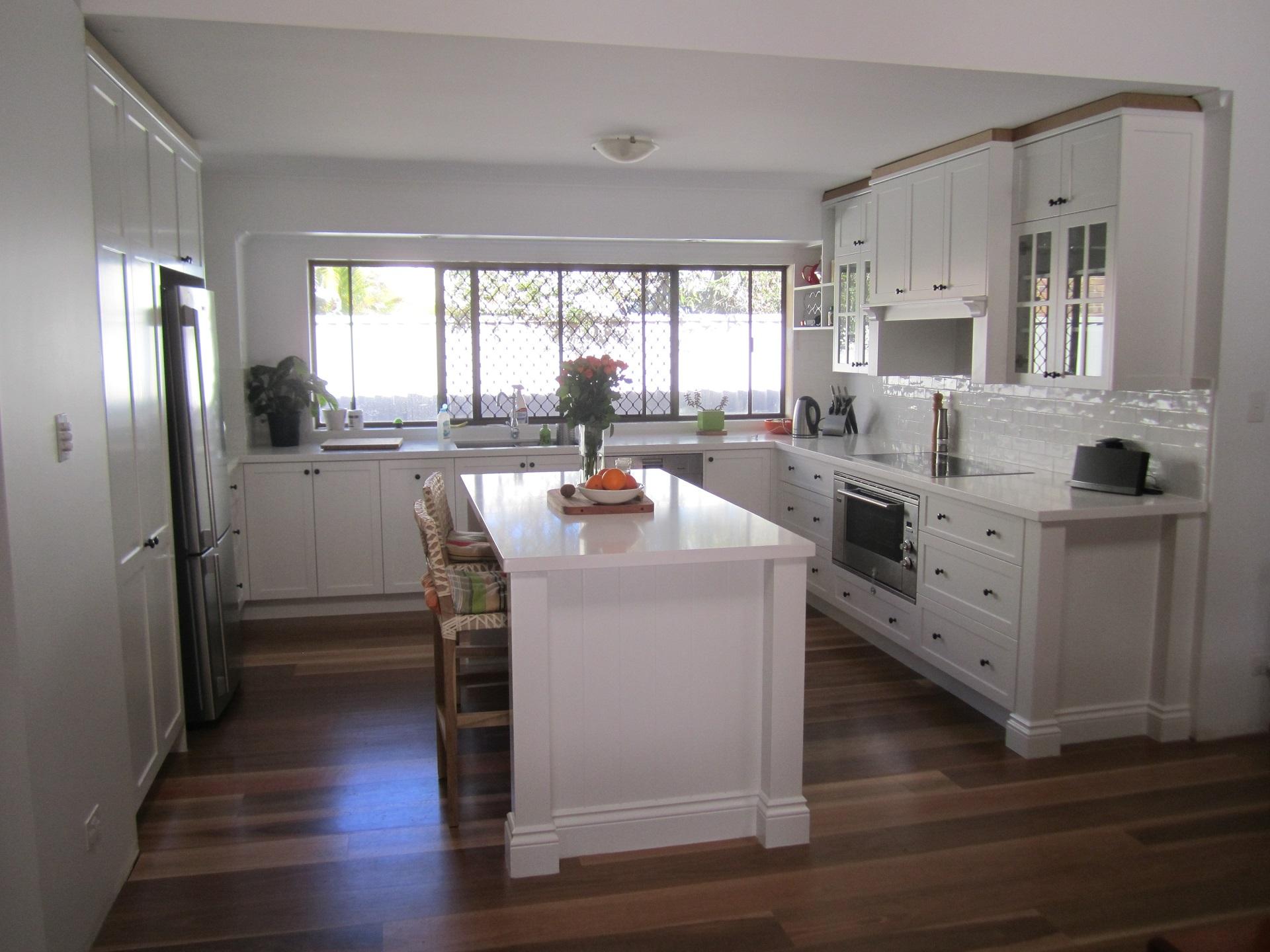 Brisbane Kitchen Design Carindale Traditional Kitchen  (1)