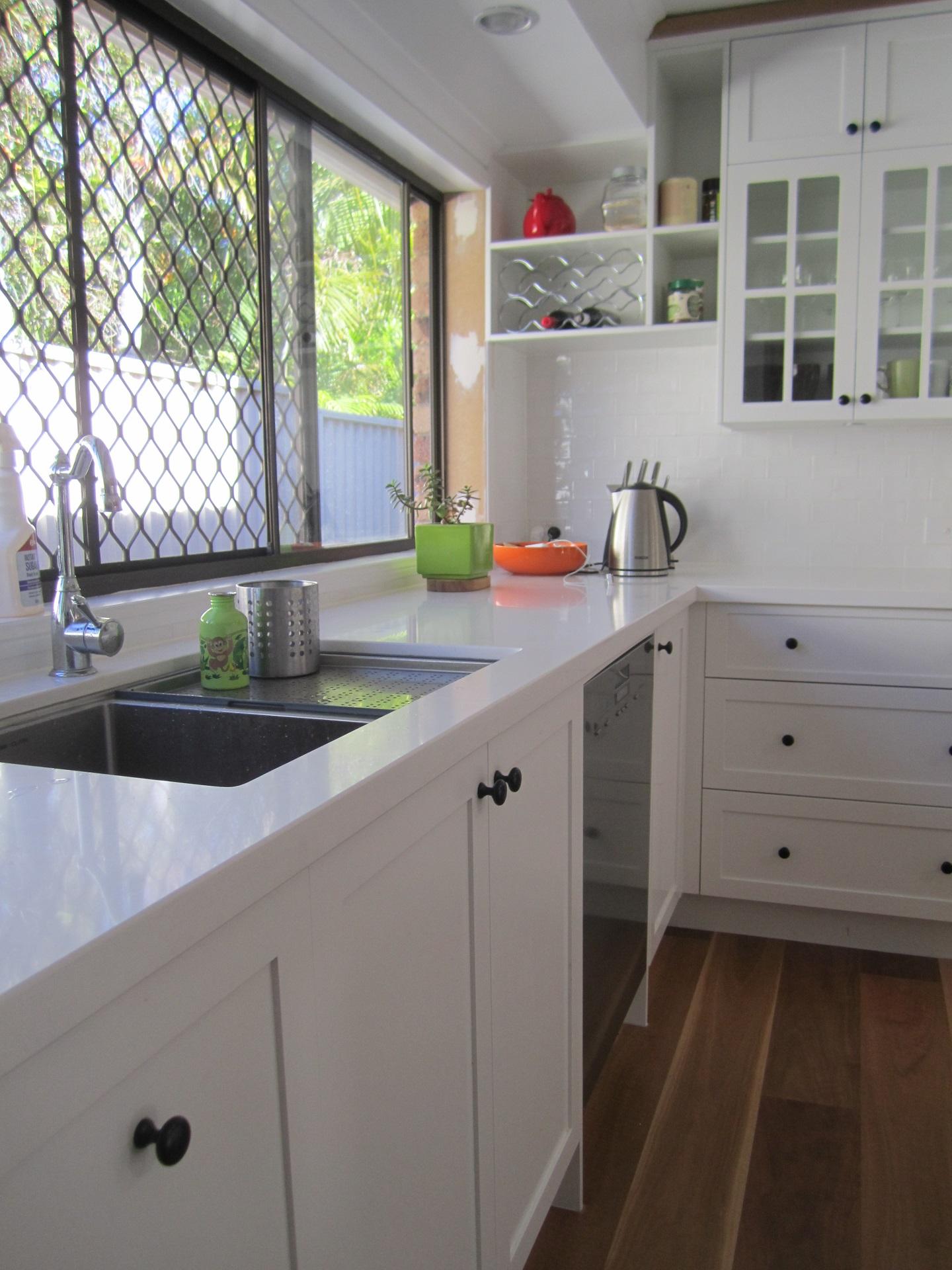 Brisbane Kitchen Design Carindale Traditional Kitchen  (5)