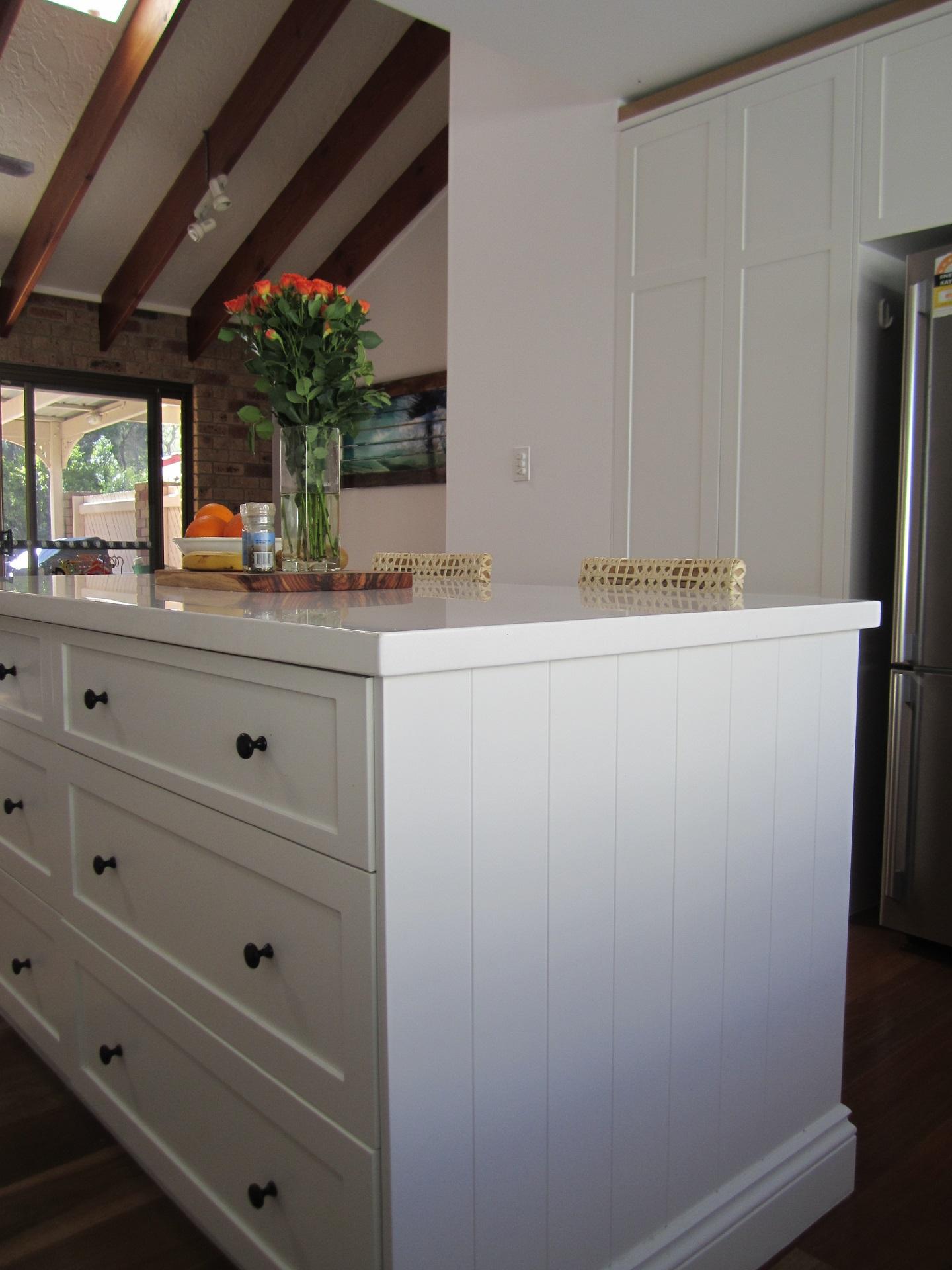 Brisbane Kitchen Design Carindale Traditional Kitchen  (6)