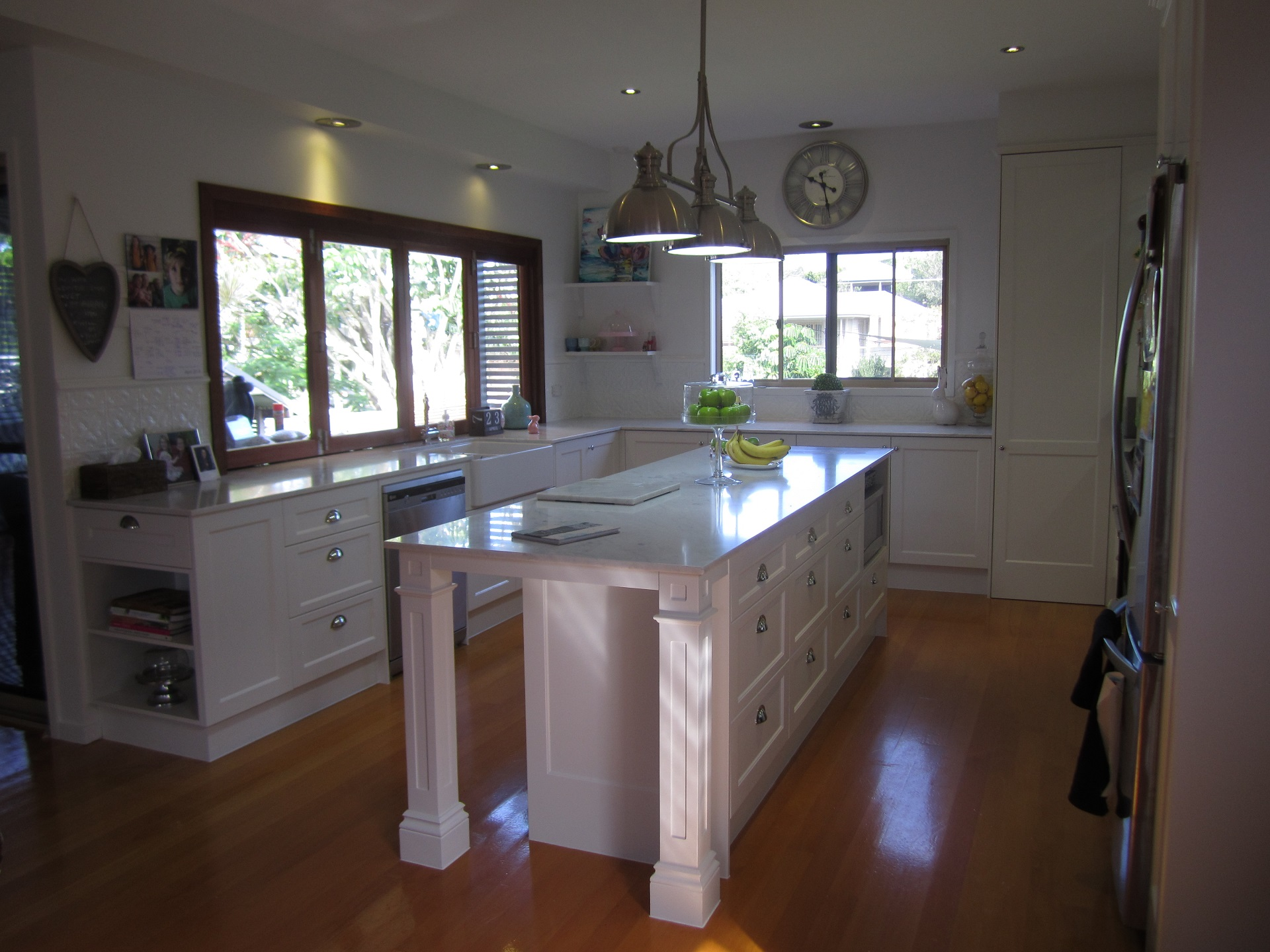 Brisbane Kitchen Design Garate Graceville Traditional KitchenRenovation (3)