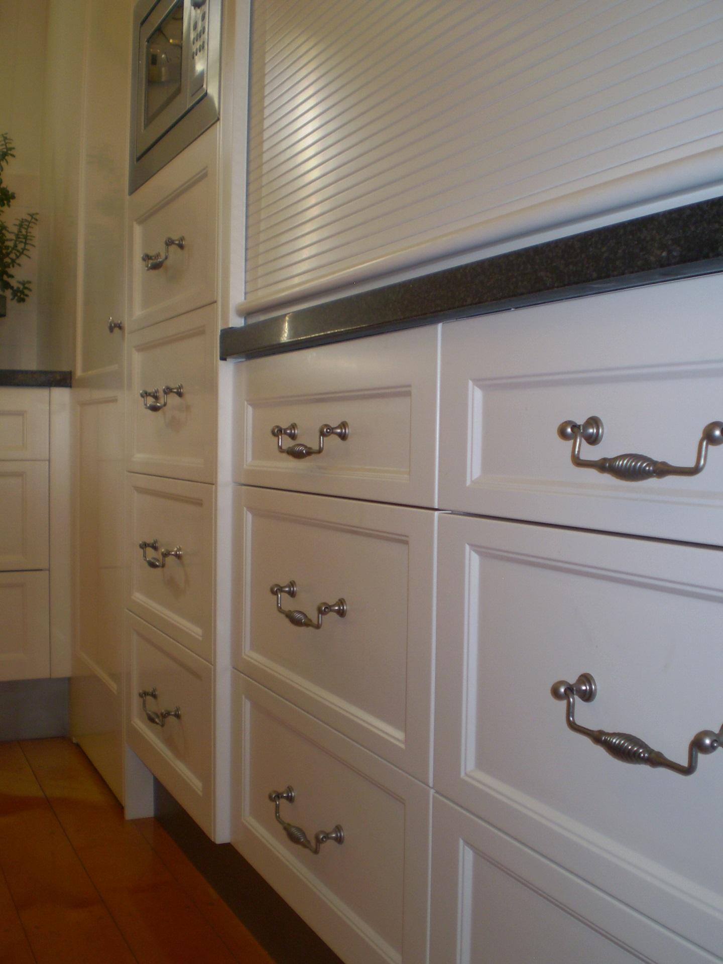 Shaker Panelled Door
