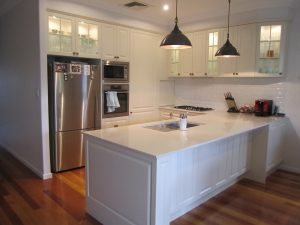 Brisbane Kitchen Design Sydney St Camp Hill Traditional Kitchen Renovation (1)