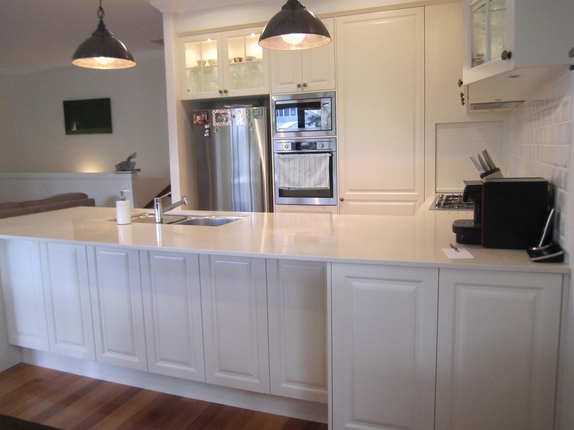 Brisbane Kitchen Design Sydney St Camp Hill  Traditional Kitchen Renovation (2)