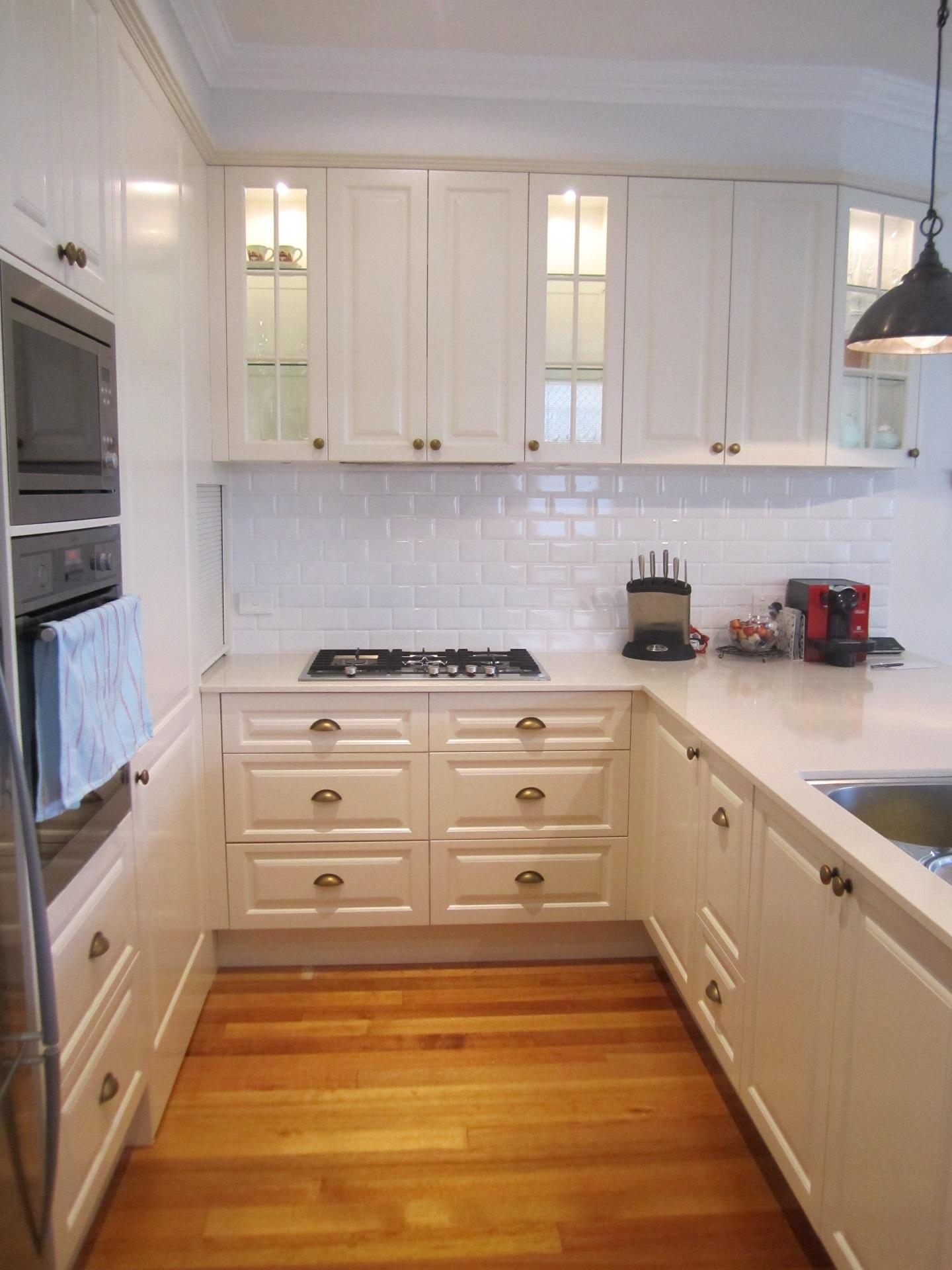 Brisbane Kitchen Design Sydney St Camp Hill  Traditional Kitchen Renovation (4)
