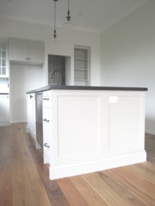 Island with Colonial Skirting