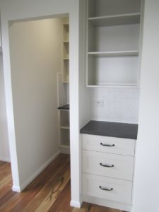 The Gap Butlers Pantry Entry