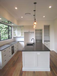 The Gap Shaker Style Kitchen