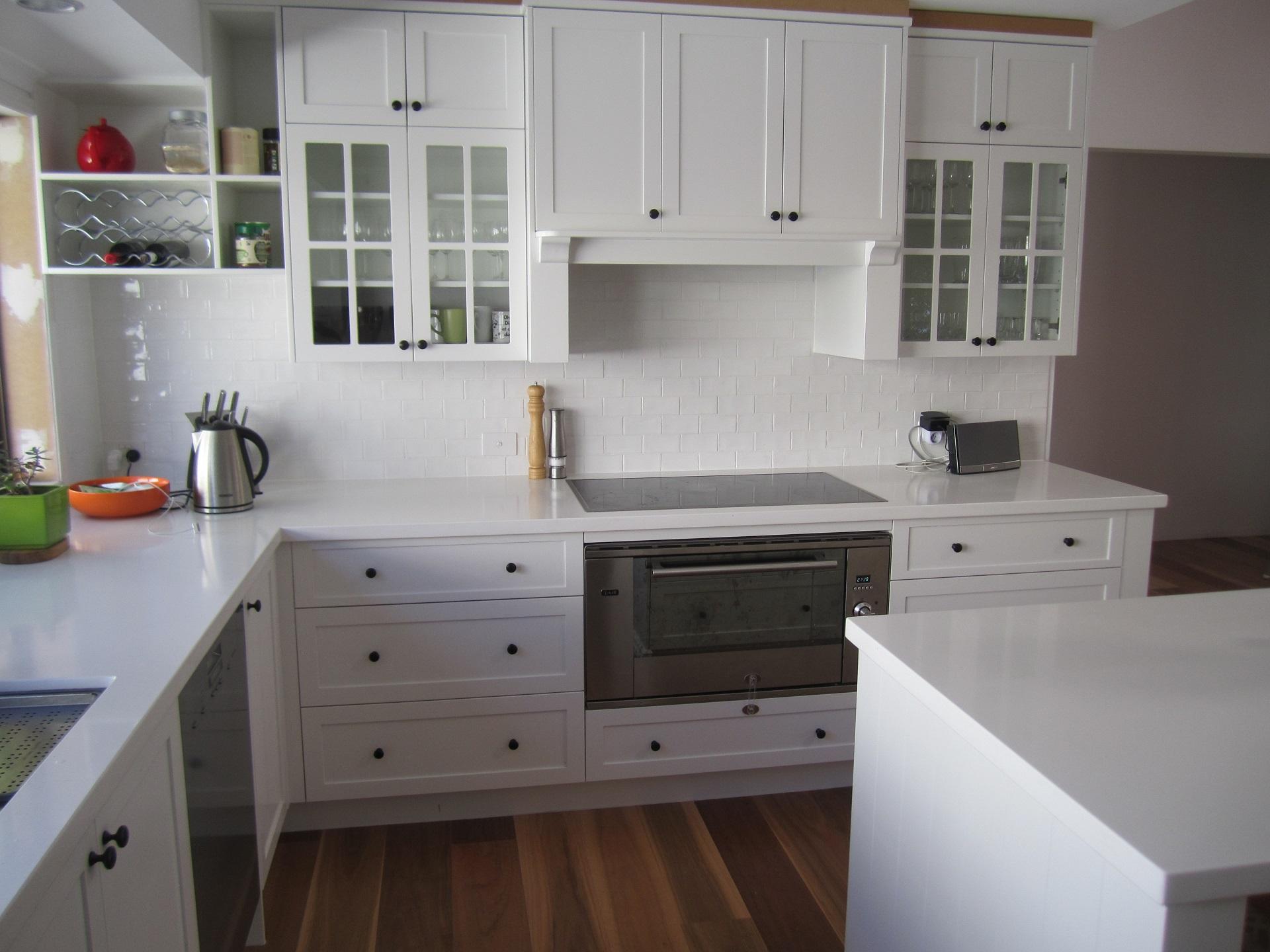 Brisbane Kitchen Design Martin Shaker Kitchen