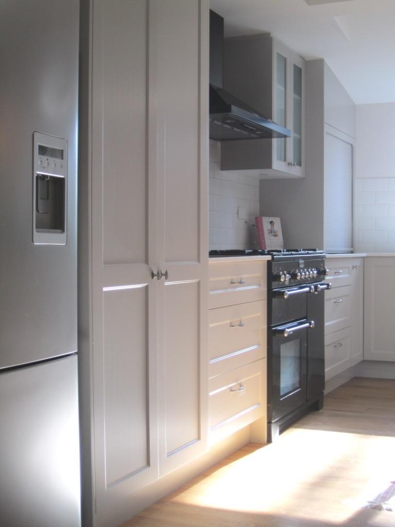 Brisbane Kitchen Design Patterson Shaker Style Kitchen McDowall