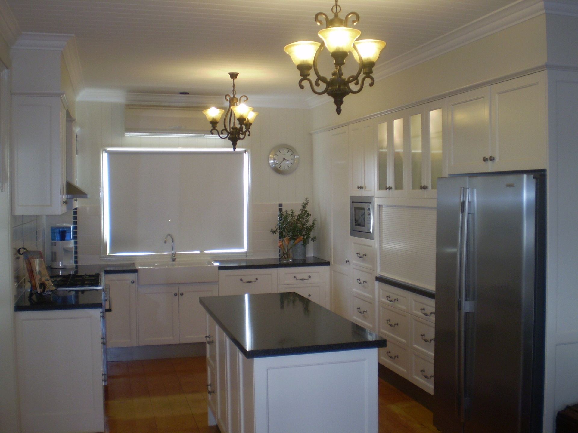 Brisbane Kitchen Design Traditional Kitchen Renovation Clayfield 1
