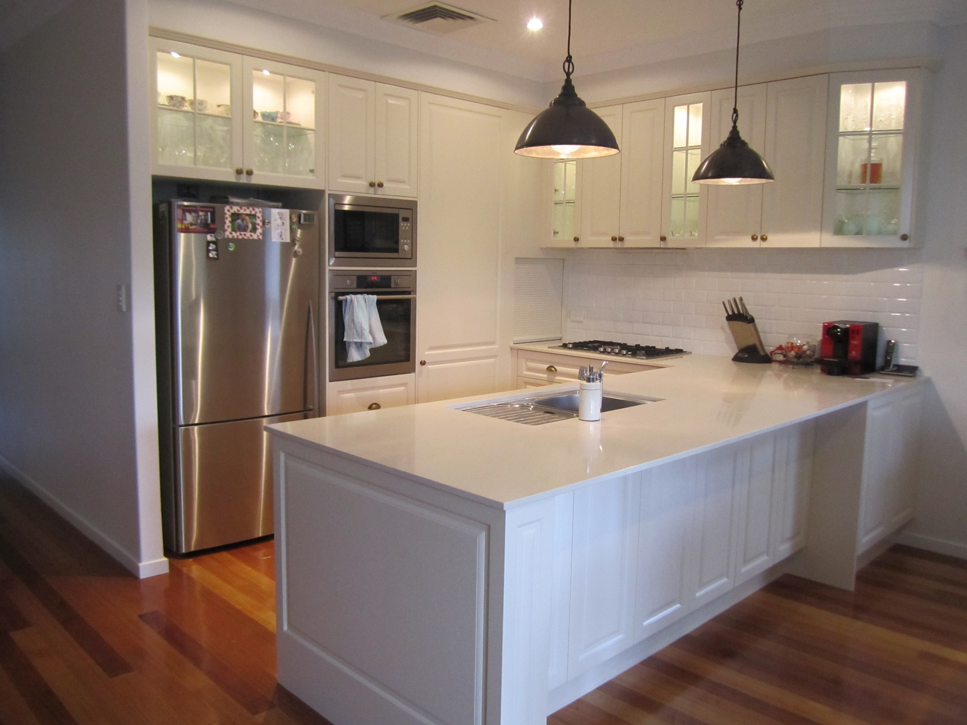 Kitchen Footprints, Layouts And Design