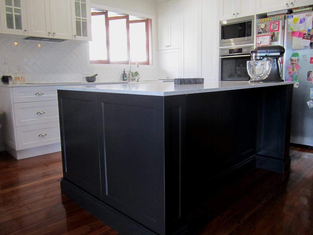 Brisbane Kitchen Design Garrity Graceville Traditional Kitchen Renovation 2