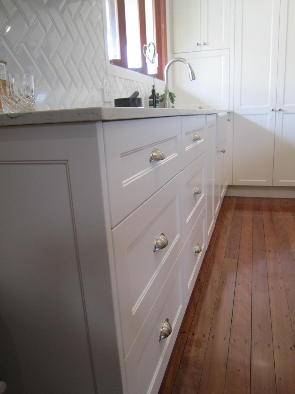 Brisbane Kitchen Design Garrity Graceville Traditional Kitchen Renovation 5