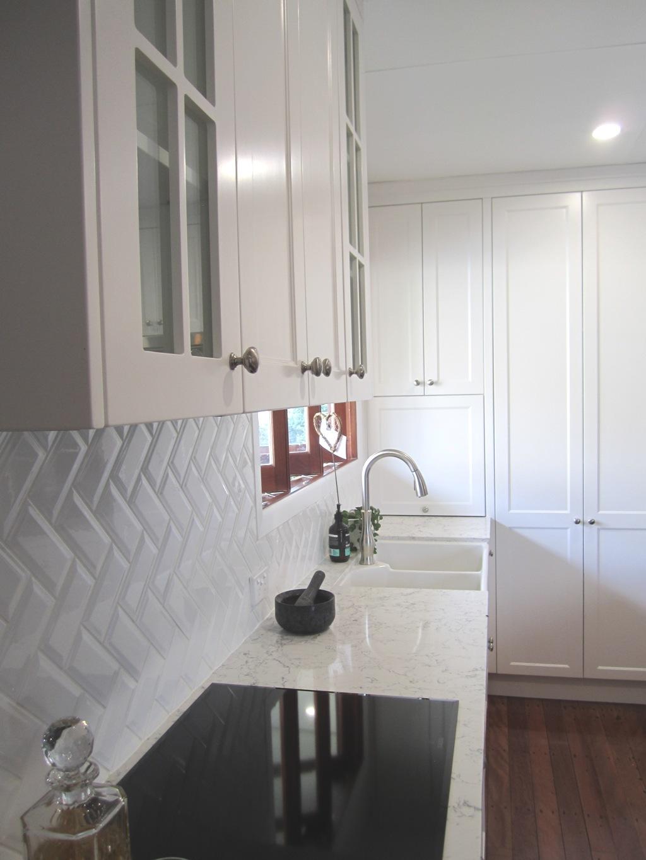 Brisbane Kitchen Design Garrity Graceville Traditional Kitchen Renovation 6