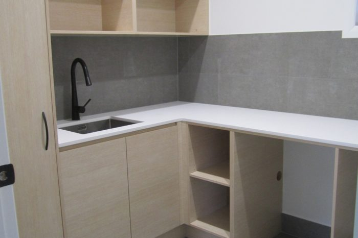 Brisbane Kitchen Design Vishram The Gap Laundry 35