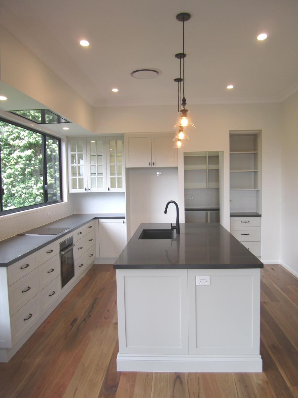 Brisbane Kitchen Design Vishram The Gap Kitchen 42