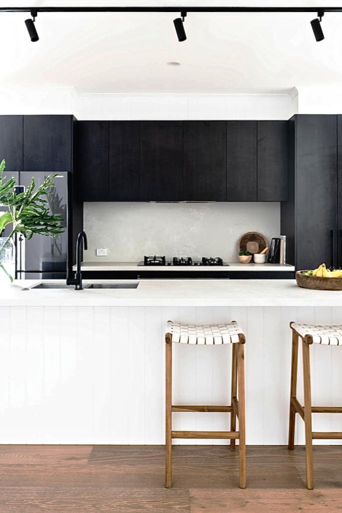 Brisbane Kitchen Design Hawthorne Contemporary Kitchen 2