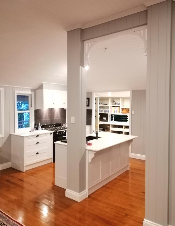 Brisbane Kitchen Design Burguez Hendra Traditional Kitchen 1