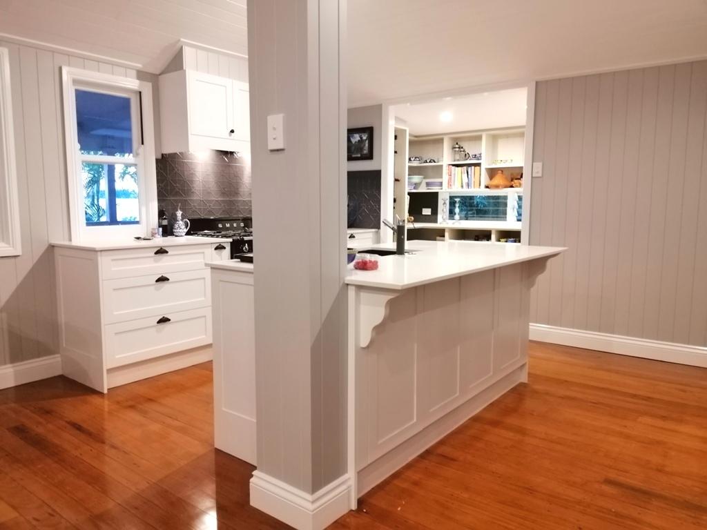 Brisbane Kitchen Design Burguez Hendra Traditional Kitchen 10