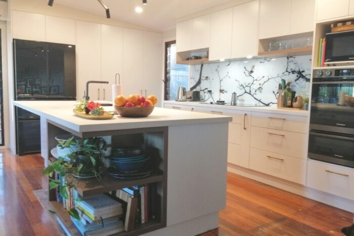 BrisbaneKitchenDesign Chapel Hill Contemporary Kitchen